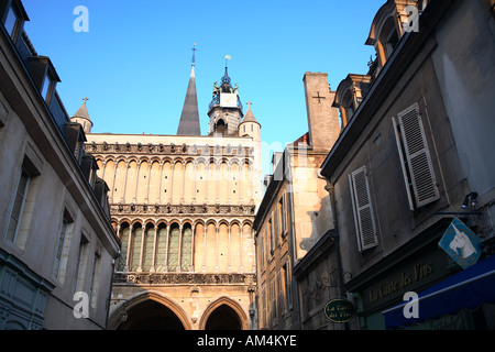 Travel photography from Europe France Burgundy Bourgogne Cote d Or Côte d Or Dijon dyon - Stock Photo