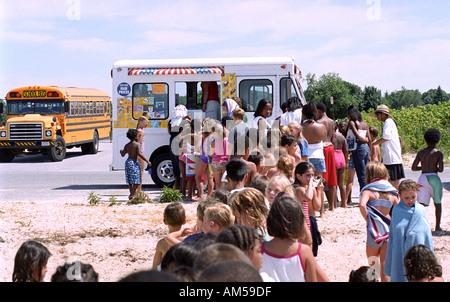 Long Beach Ice Cream Truck