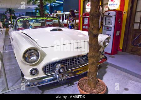 Ford Thunderbird - 1956 - Stock Photo