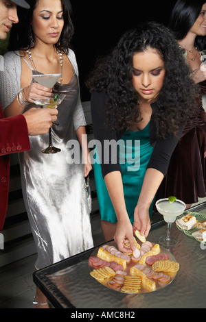 People at Party - Stock Photo