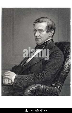 Sir Charles Wheatstone 1802 1875 British physicist 19th century scientist inventor scientific breakthroughs Victorian - Stock Photo