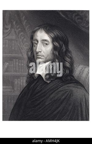 JOHN SELDEN 1584 1654 Legal antiquarian Orientalist politician English jurist scholar ancient law constitution Jewish - Stock Photo