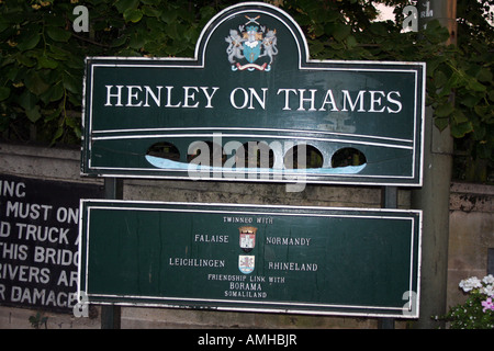 Henley on Thames - Stock Photo