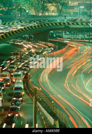 Traffic, Sao Paulo, Brazil