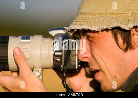 Photogapher - Stock Photo