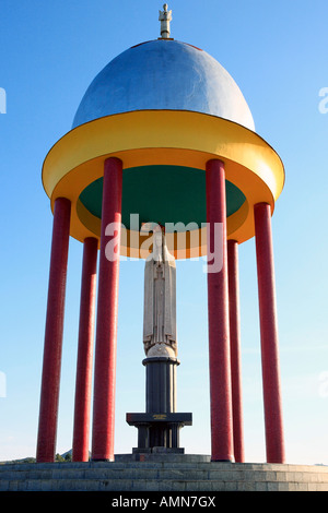 Shrine of Fatima of the ancient imperial city of petropolis in rio de janeiro state in brazil - Stock Photo