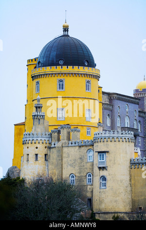 Palacio da Pena Pena Palace Sintra Portugal - Stock Photo