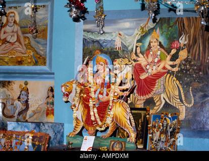 Amritsar India Langa Wali Devi Durga - Stock Photo