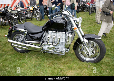 Triumph Rocket III classic liquid cooled in line 3 cylinder Stock ...