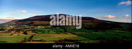 Slieve Gullion Co Armagh Northern Ireland - Stock Photo