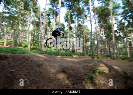 PICTURE CREDIT DOUG BLANE Beds Fat Trax Mountain Biking at the bike park at Rowney Warren Chicksands Bedfordshire