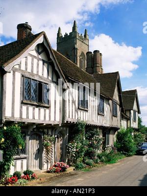 England, Suffolk, Stoke by Nayland - Stock Photo