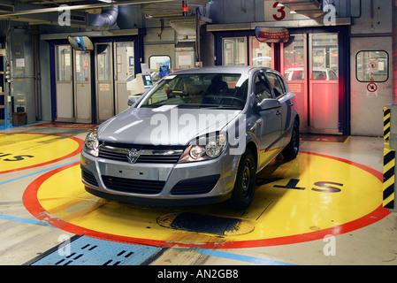 car plant - Stock Photo