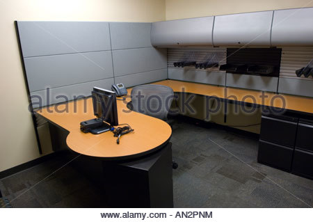 New Office furniture installed in police station Tucson Arizona ...