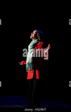 Youth Theatre Christmas Show - Stock Photo