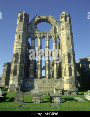 Elgin Cathedral Moray - Stock Photo