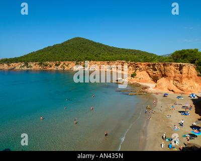 Ibiza, Sa Caleta & Punta Jondal - Stock Photo