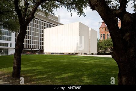 'John F. Kennedy' Memorial - Stock Photo