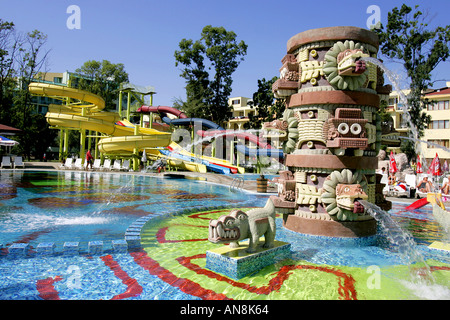 Kuban Resort Aqua Park Sunny Beach Bulgaria