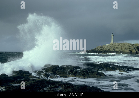 Ardnamurchan The most Westerly point of the Mainland British Isles - Stock Photo