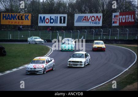 sports car racing racing cars brands hatch circuit beginning of stock photo 19892881 alamy. Black Bedroom Furniture Sets. Home Design Ideas