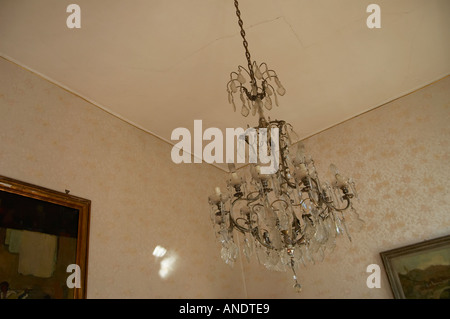 Ceiling lamp - Stock Photo