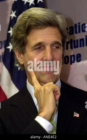 Key Players in Bush, Kerry Campaigns