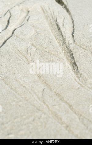Sand surface - Stock Photo