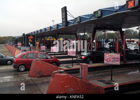 legacy motorway how to pay toll