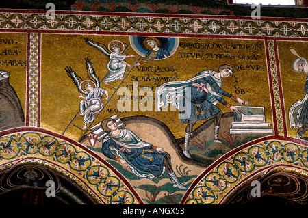 Cathedral Monreale Byzantine Mosaics Sicily Church