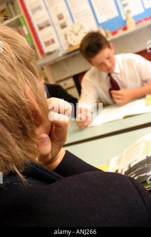 Dyslexic unit Brighton college - Stock Photo