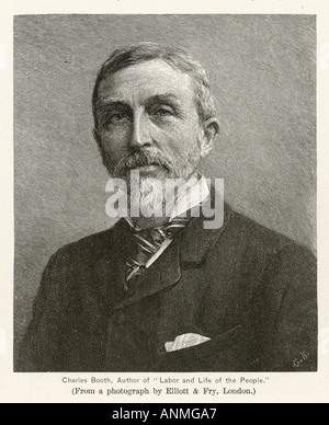Charles Booth Scribners - Stock Photo