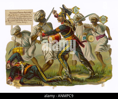 Indian Mutiny - Stock Photo