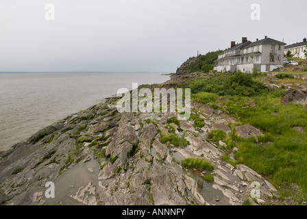 Grosse Île and the Irish Memorial National Historic Site, province of Quebec, Canada. - Stock Photo