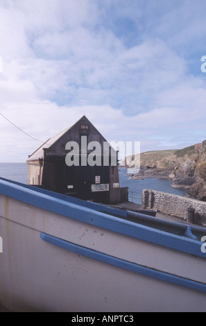 lifeboat station - Stock Photo