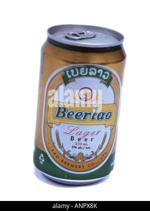 Beer Lao - Stock Photo