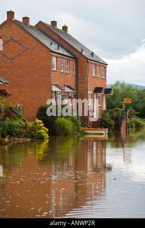 Upton floods house stock photo royalty free image for Upton builders
