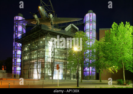 German Museum of Technology, Berlin, Germany - Stock Photo