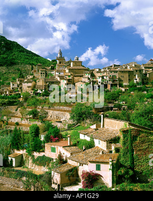 ES - MALLORCA: Valldemossa - Stock Photo