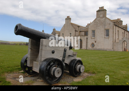 Skaill House on Mainland Orkney Scotland - Stock Photo
