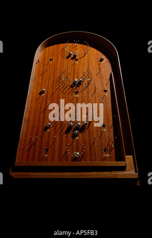 Traditional bagatelle game - Stock Photo