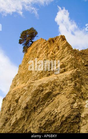 Rocky out crop, Landscape