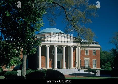 Morehead Planetarium University of North Carolina Chapel Hill North Carolina USA Stock Photo