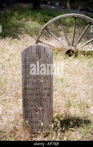 Boot Hill - Stock Photo