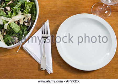 Food on a table - Stock Photo