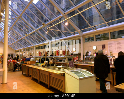 Salisbury Cathedral Cafeteria - Stock Photo