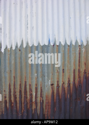 Abstract Wall Detail - Stock Photo