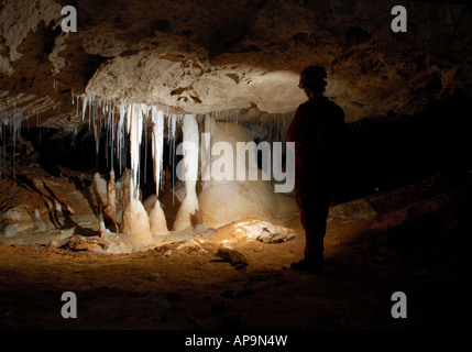 Easter Cave, near Augusta in Western Australia. - Stock Photo
