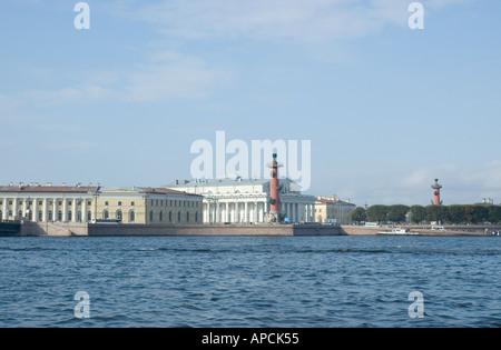 Scene from Saint Petersburg Russia - Stock Photo