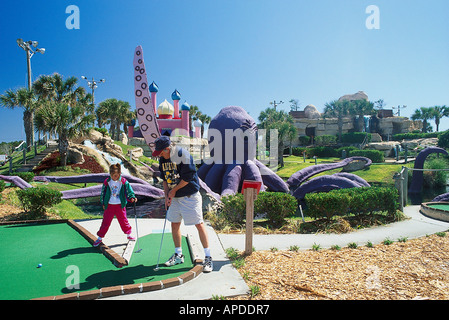Pirate Golf Panama City Beach